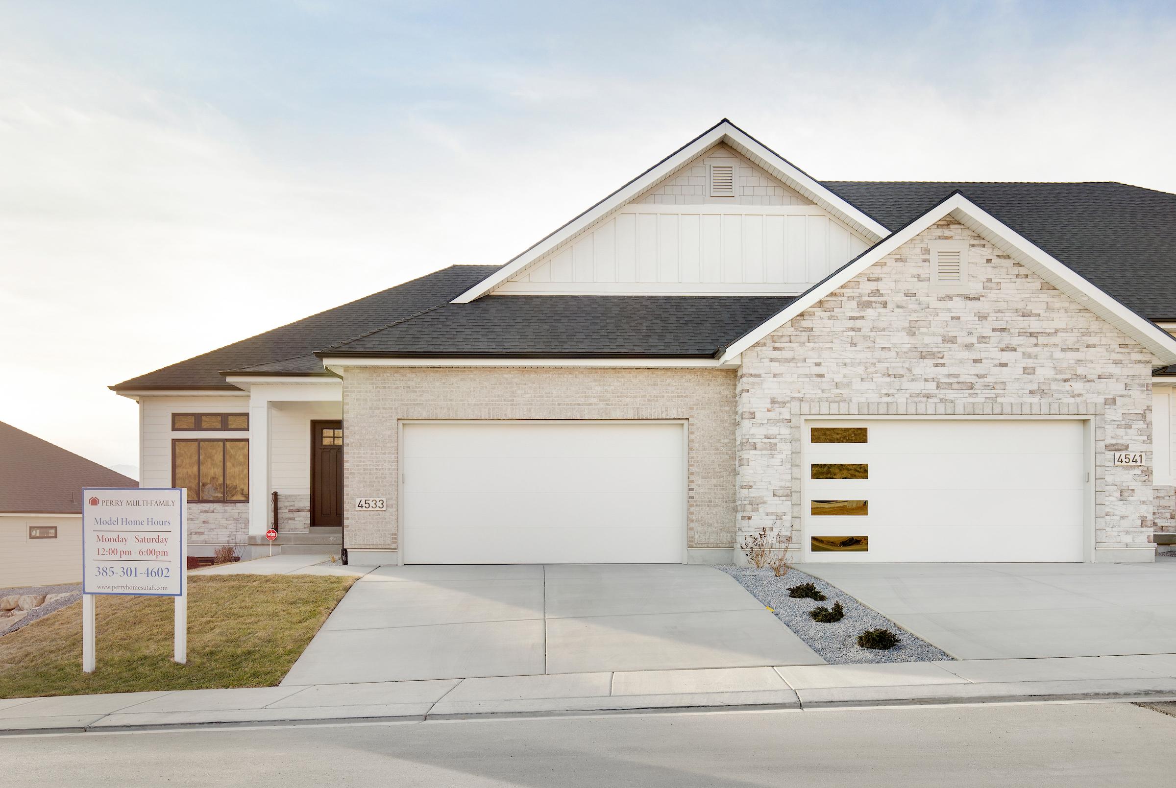 Lehi La Ringhiera Utah Model Home